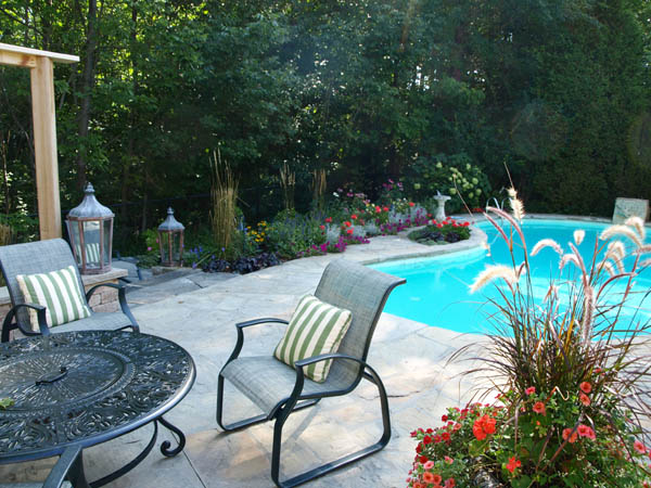 Classic plant design garden design landscape design for Pool design kitchener