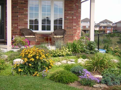 Garden design Landscape Design service in Guelph