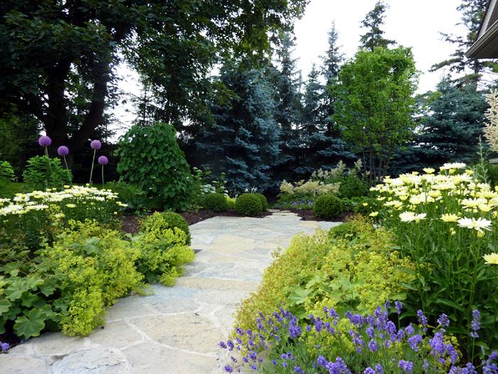 Garden design projects landscape design service in for Pool design guelph